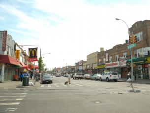 Liberty Ave. & Lefferts Blvd.