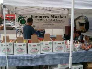 Farmers Market in Corona