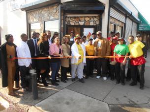 Restaurant Grand Opening in Far Rockaway